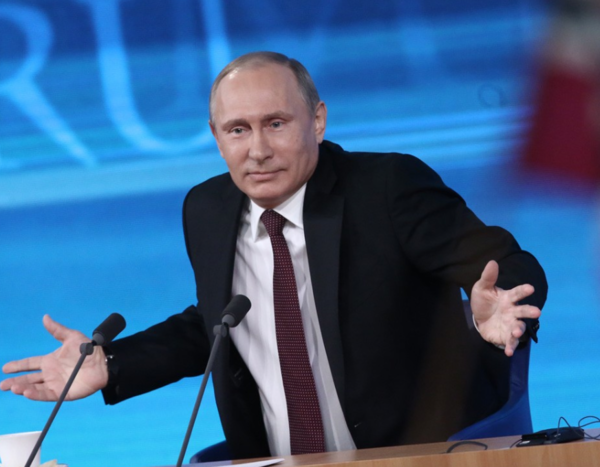 «Восточный вираж»: Путин нан…