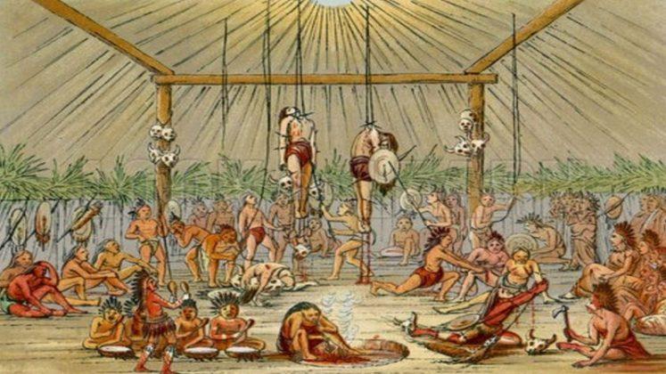 Десятка опасных обрядов посвящения во взрослую жизнь у разных народов