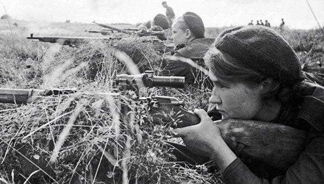 Лучшие советские снайперы Великой Отечественной