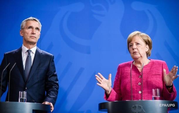 Демарш Меркель: ответ за вых…