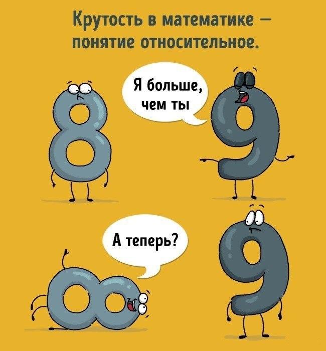 Смешные картинки к математике, день