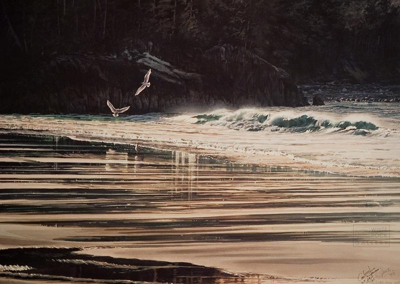 Акварели канадской художницы Кэрол Эванс (Carol Evans ...