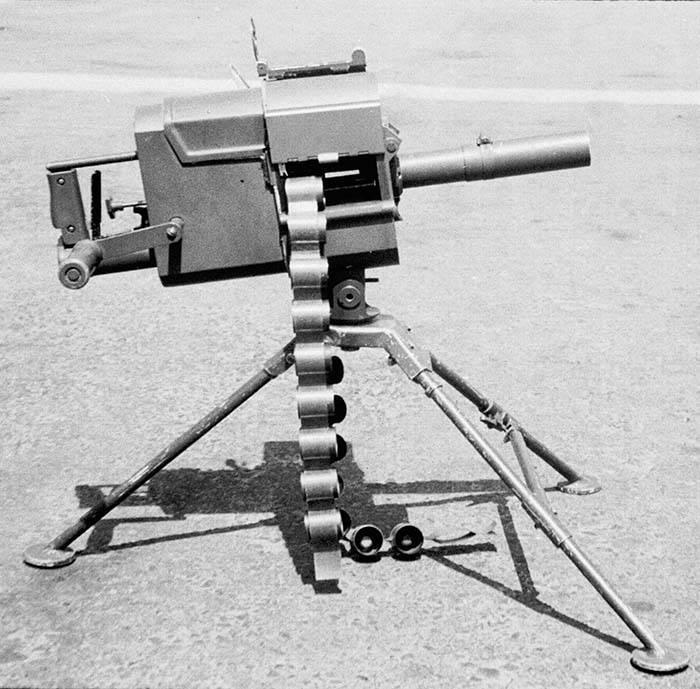 Автоматический гранатомет Mk 18 Mod 0 (США)