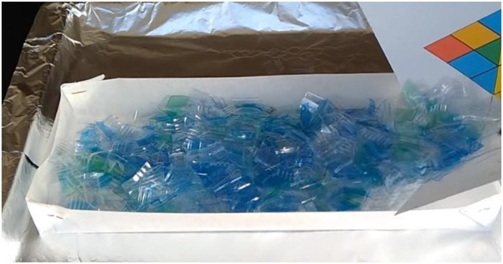 Нобыкновенное использование обычной пластиковой бутылки. А главное нужная вещь