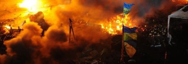Украине обещают грандиозный пожар