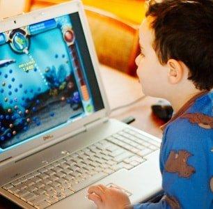 Как уберечь ребенка от вредного воздействия компьютера