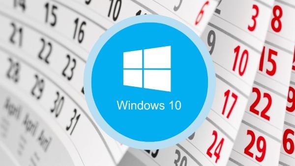 Как в Windows 10 изменить первый день недели