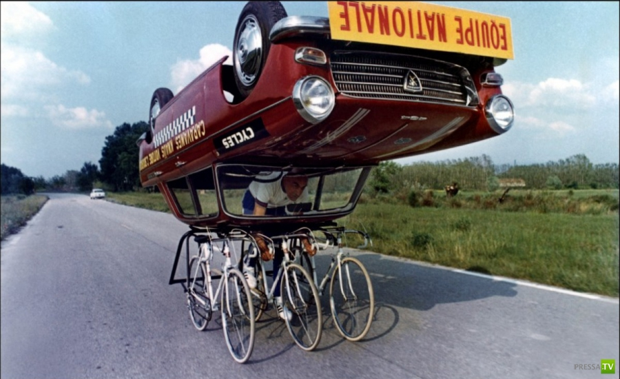 28 преимуществ велосипеда над автомобилем...