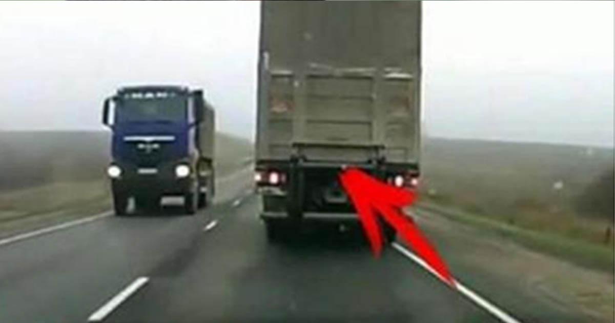 Эти подсказки от дальнобойщиков однажды могут спасти вам жизнь. Будьте внимательны к ним