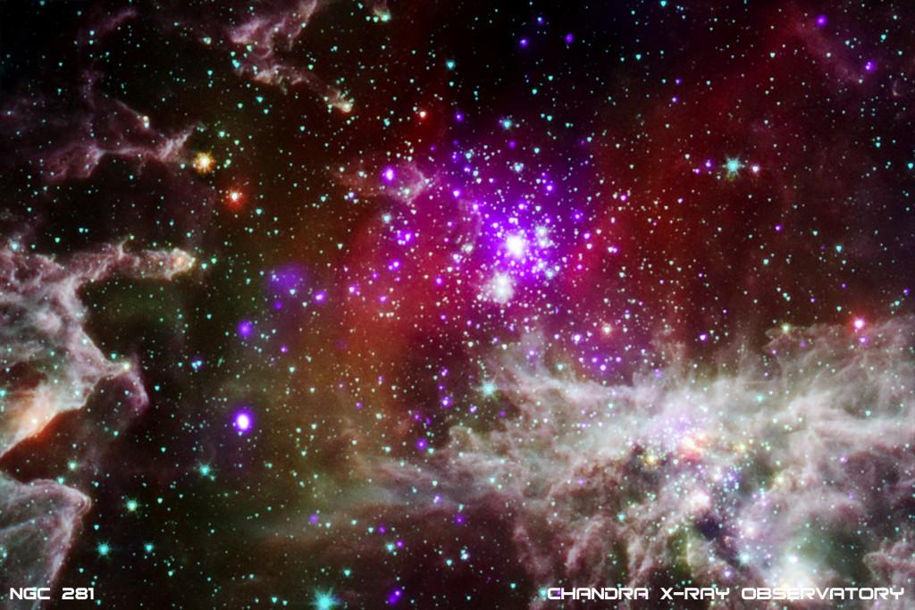 NGC 281: Living the High Life