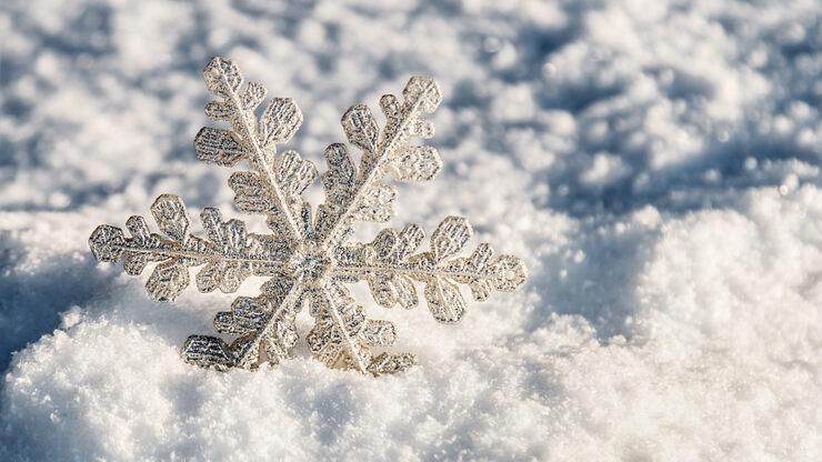 Магия снега