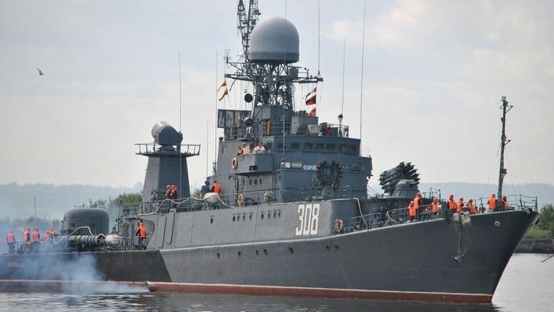 Учения «Запад-2021» стартовали на полигоне Балтийского флота в Калининградской области Армия