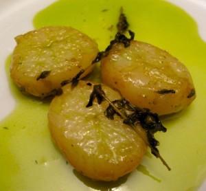 Картошка Fondant. Фото-рецепт. Ляйсан