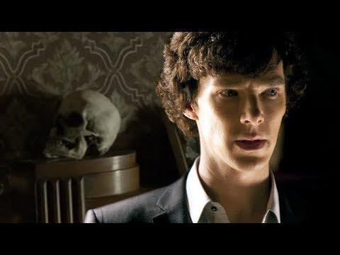 Шерлок Холмс  череп как способ