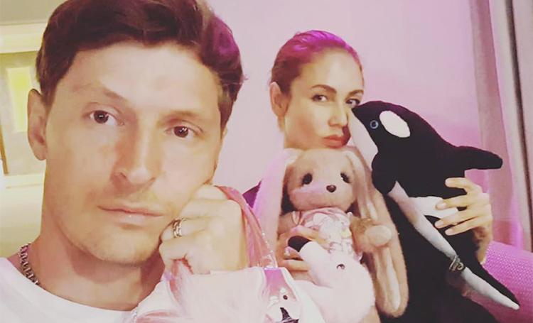 Ляйсан Утяшева и Павел Воля поделились семейными кадрами с дочерью в честь ее дня рождения Дети,Дети знаменитостей
