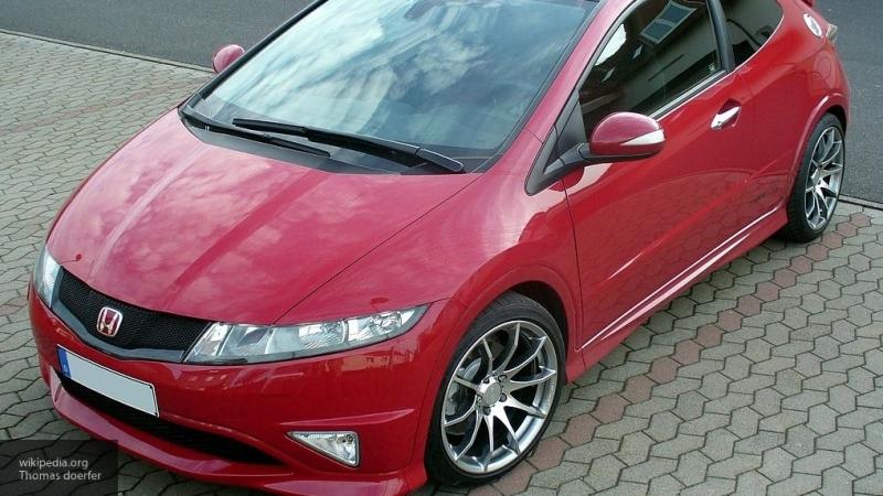Honda сообщила о создании внедорожной версии Civic
