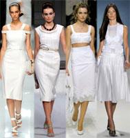 Белый цвет в одежде (видео советы стилиста)