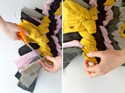Кусочек к кусочку...и коврик лоскутный подбираю тон в тон женские хобби