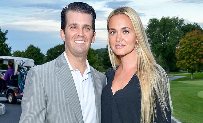Экс-супруга Дональда Трампа-младшего встала на защиту его новых отношений