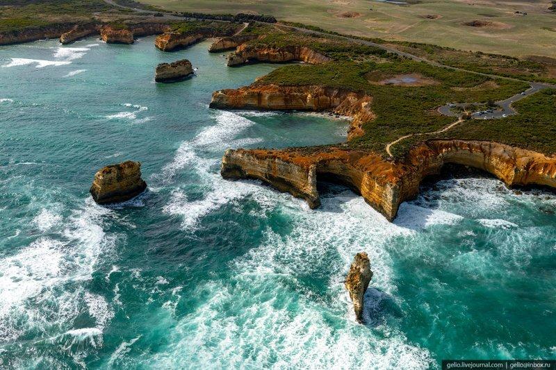 Австралия. Исчезающая красота