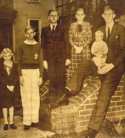 Роберт Уодлоу — самый высоки…