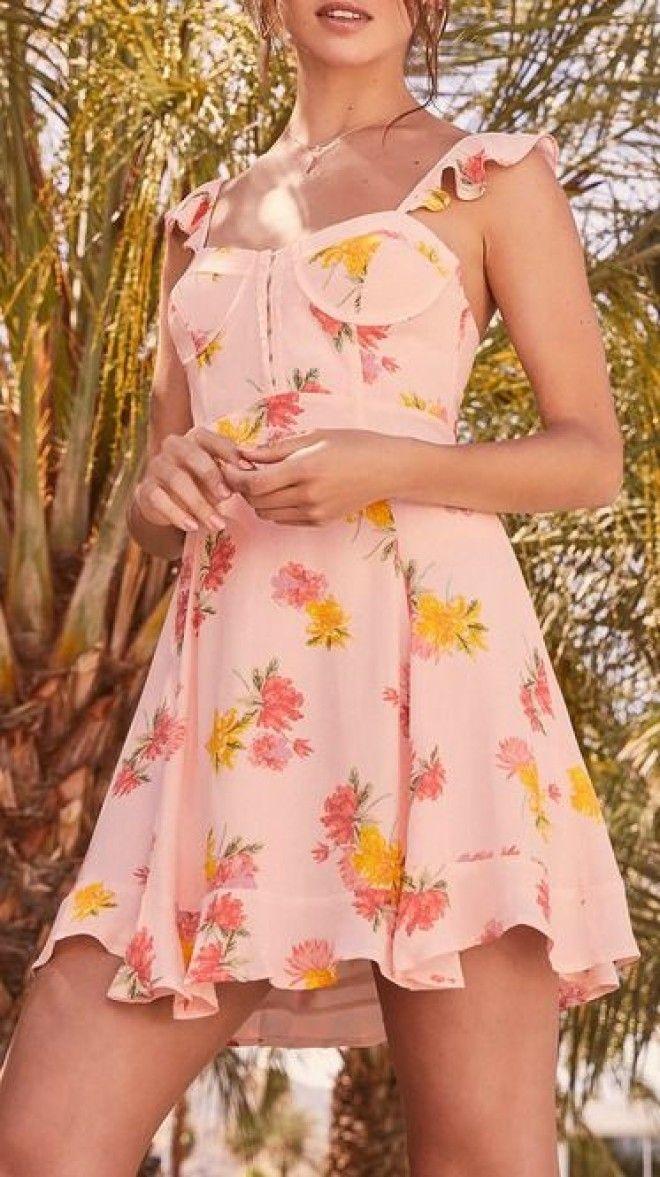15 воздушных летних платьев которые хочется купить уже сейчас