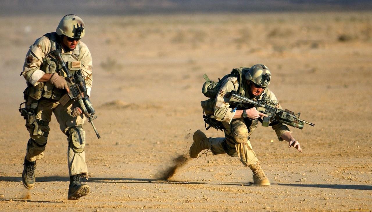 Элита армии США бросила бойца и снаряжение, спасаясь бегством от внезапной атаки боевиков