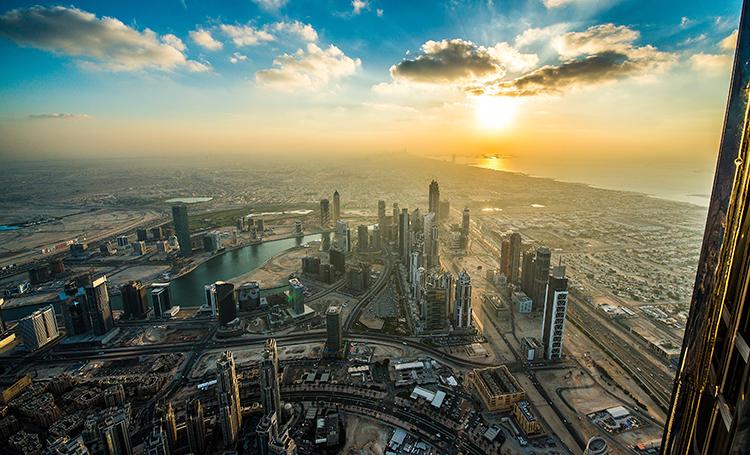 Где провести отпуск: 7 самых живописных мест Дубая Стиль жизни,Путешествия