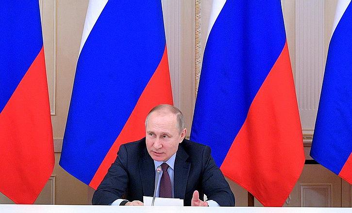 Путин рассказал, как над ним издевались на Западе