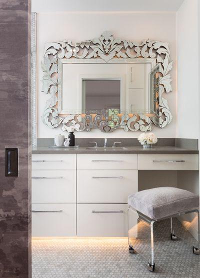 Современный Ванная комната by Studio Tupelo Modern Interiors