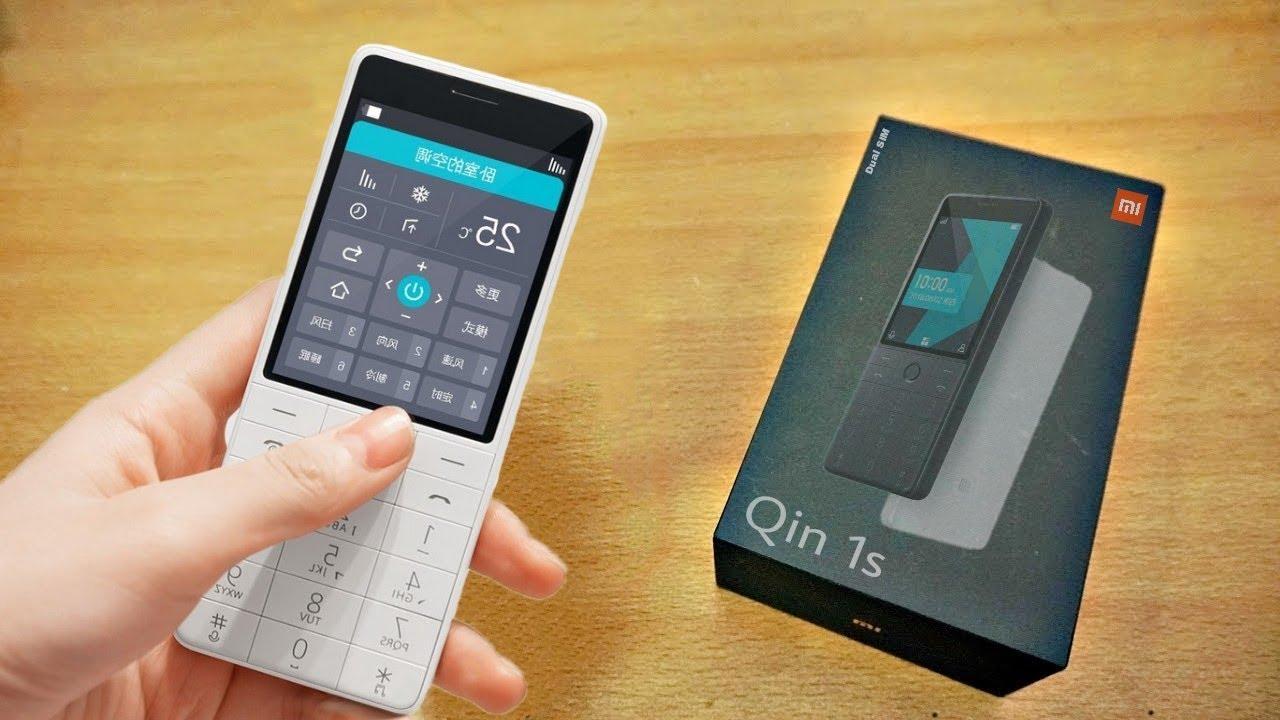 Xiaomi выпустила кнопочный смартфон
