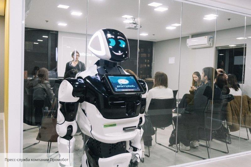 Роботы заменят людей и обесп…