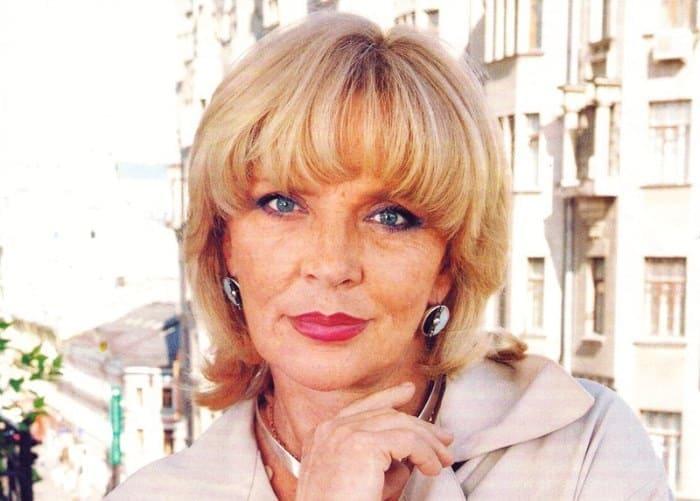 Заслуженная артистка РСФСР Марианна Вертинская | Фото: kino-teatr.ru