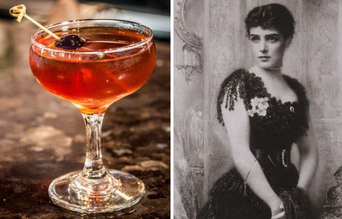 История появления коктейля «Манхэттен»