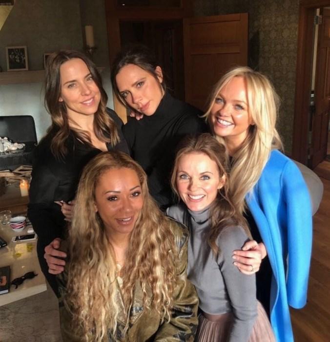 Причины провала группы Spice Girls 25 после воссоединения