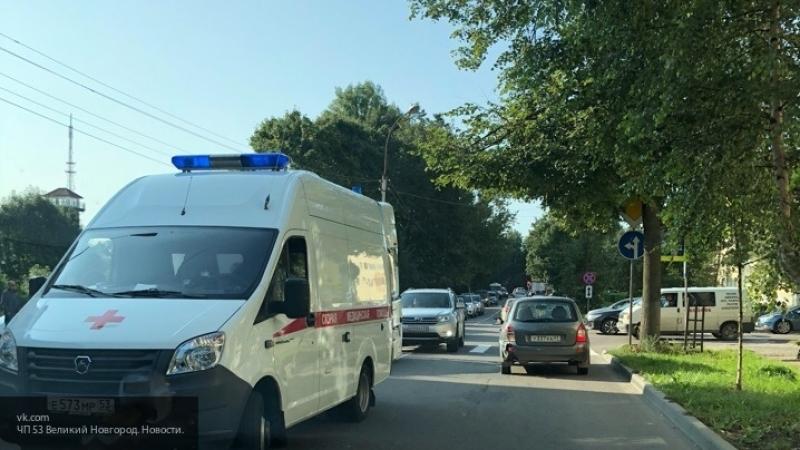 Водитель автобуса Великого Новгорода зажал дверьми пенсионерку и отправил в больницу