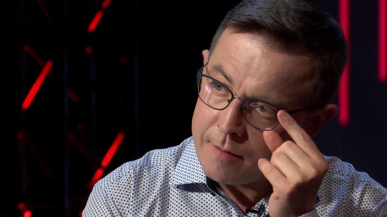 Львовский телеведущий пожелал «сдохнуть» жителям Донбасса и Крыма