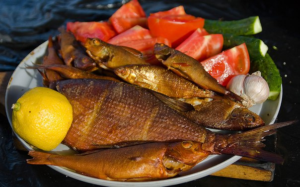 Особенности горячего копчения рыбы. Чтобы было вкусно