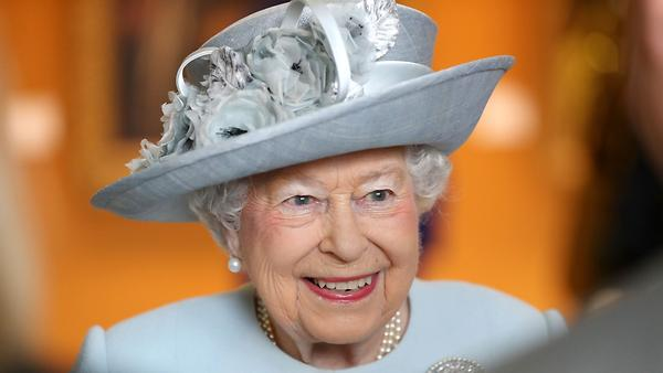 Елизавета II в 91 год впервы…