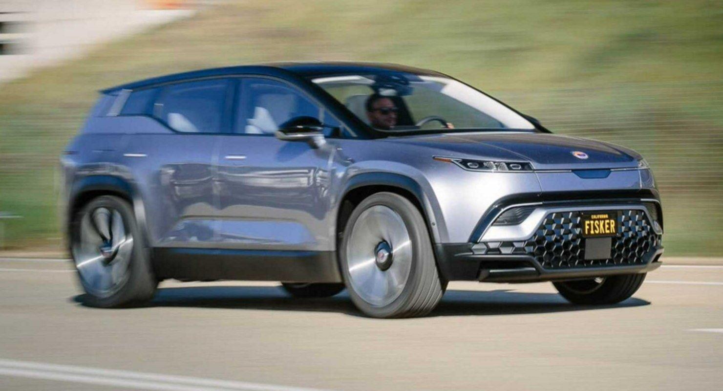 Fisker и Foxconn совместно разработают электромобиль дешевле  тыс Автомобили