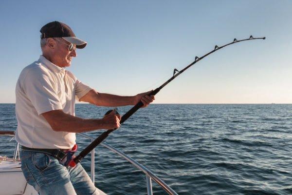 Особенности рыбалки в Греции