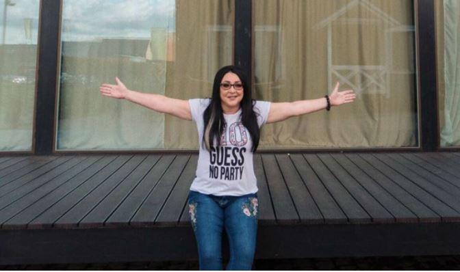Похудела от любви: Милявская раскрыла причину своего преображения Шоу бизнес