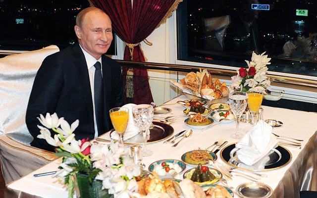 Александр Росляков. Чужая еда: о пармезане, хамоне и визите Путина в Италию