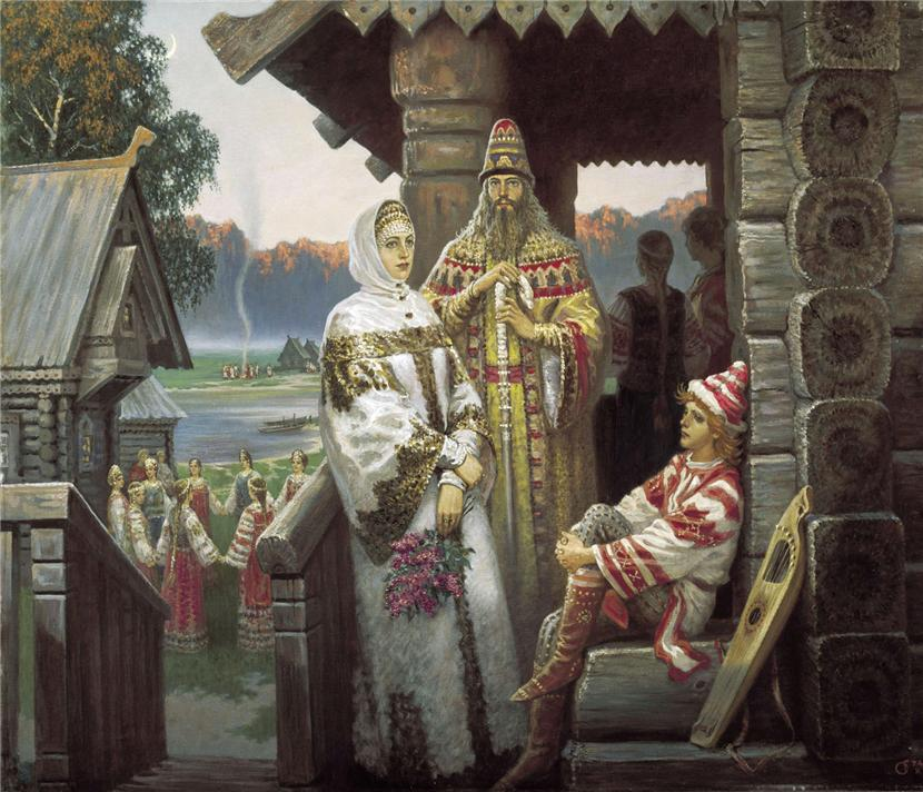 Художник Борис Ольшанский.