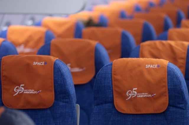 «Аэрофлот» будет добиваться наказания для дебошира рейса Сочи-Москва