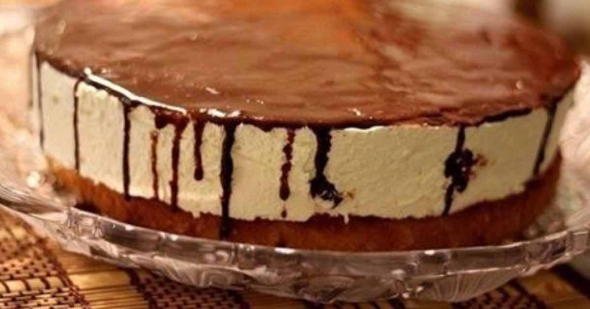 """Мама всегда пекла его на праздники — Вкуснейший торт """"Птичье Молоко"""""""