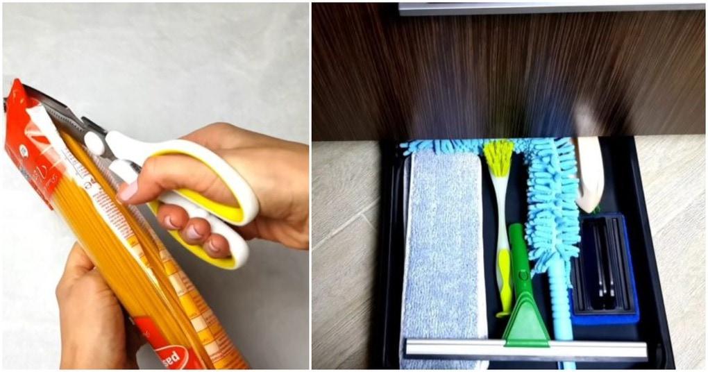 20 незаменимых уловок для организации чистоты и порядка в доме