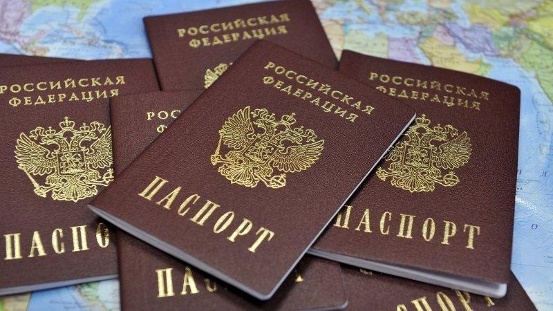 О паспортах России для жителей ДНР