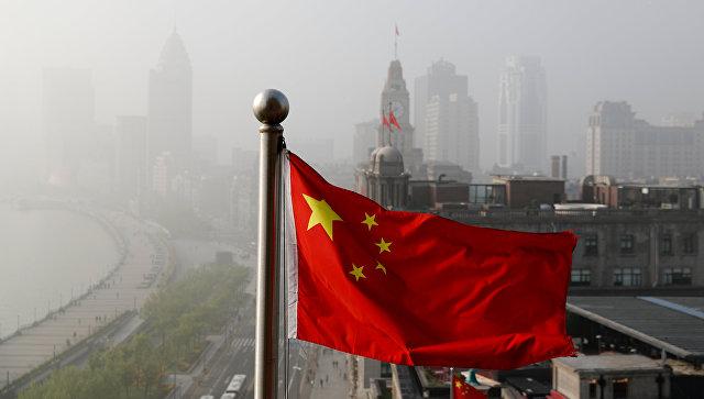 Китай выразил протест США в связи с санкциями за сотрудничество Пекина с Москвой