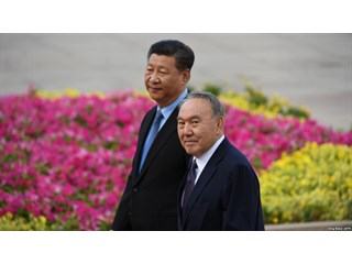 Китай отреагировал на отставку Назарбаева геополитика